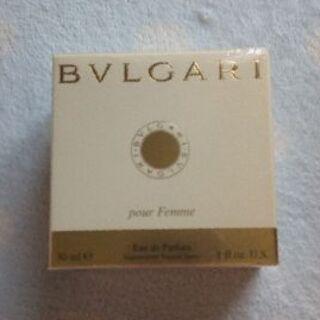 BVLGARI - ブルガリ☆香水(プールファム オードプルファム)30ml