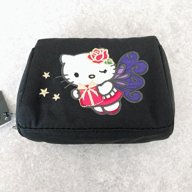 ANNA SUI(アナスイ)の新品アナスイ キティちゃん ポーチ レディースのファッション小物(ポーチ)の商品写真