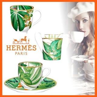 Hermes - エルメス  HERMES  パシフォリア 完売品  マグカップ