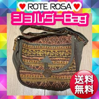 エルロデオ(EL RODEO)のROTE ROSA ショルダーバッグ(ショルダーバッグ)