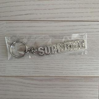Supreme - supreme Block Logo Keychain