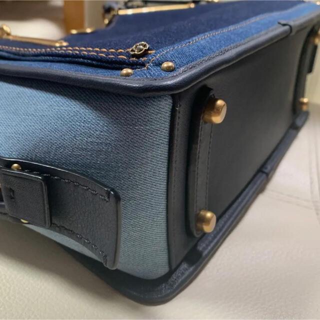 COACH(コーチ)の⭐︎coach デニム ドリーマー⭐︎新品⭐︎ レディースのバッグ(ハンドバッグ)の商品写真