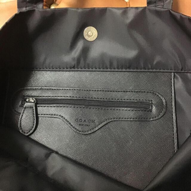COACH(コーチ)のCOACH コーチ トートバック エコバッグ 新品 レディースのバッグ(エコバッグ)の商品写真