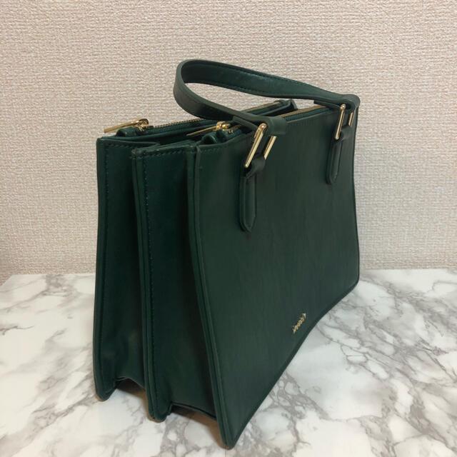 moussy(マウジー)のmoussy 2wayバッグ レディースのバッグ(ハンドバッグ)の商品写真