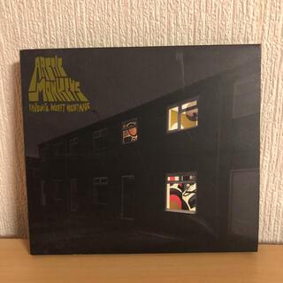 ARCTIC MONKEYSアークティック・モンキーズ CD(ポップス/ロック(洋楽))