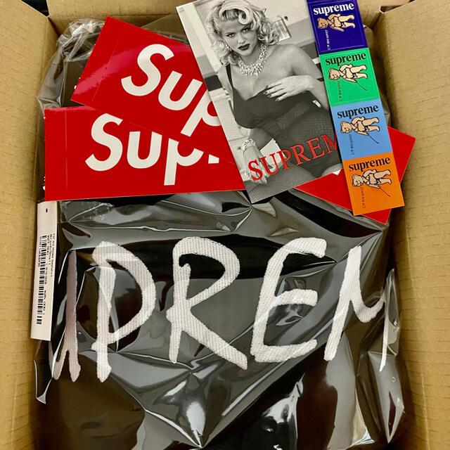 Supreme(シュプリーム)のSupreme FTP Arc Hooded Sweatshirt 黒 Sサイズ メンズのトップス(パーカー)の商品写真