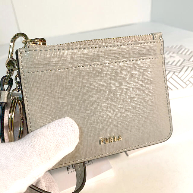Furla(フルラ)のFURLA フルラ 定期入れ カードケース パスケース キーリング レディースのファッション小物(名刺入れ/定期入れ)の商品写真