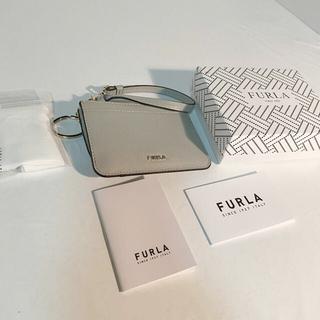 Furla - FURLA フルラ 定期入れ カードケース パスケース キーリング