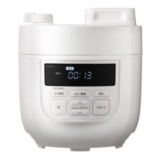 シロカ 電気圧力鍋4L