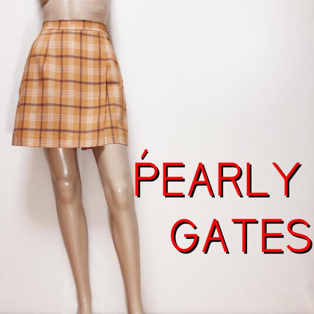 PEARLY GATES(パーリーゲイツ)の必需品♪パーリーゲイツ フロントラップキュロット♡キャロウェイ ルコック スポーツ/アウトドアのゴルフ(ウエア)の商品写真