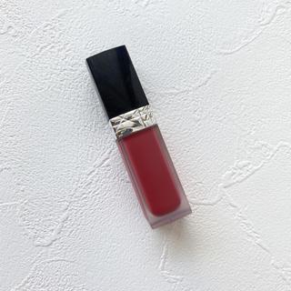 ディオール(Dior)のDior ルージュ ディオール フォーエヴァーリキッド 558(口紅)