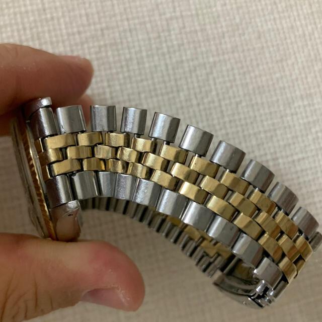 ROLEX(ロレックス)のヴィンテージロレックス⭐️ 1601コンビ 巻きブレス メンズの時計(腕時計(アナログ))の商品写真