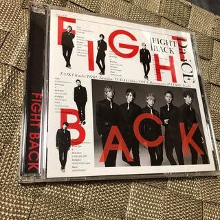 DICE - FIGHT BACK(初回限定盤A)
