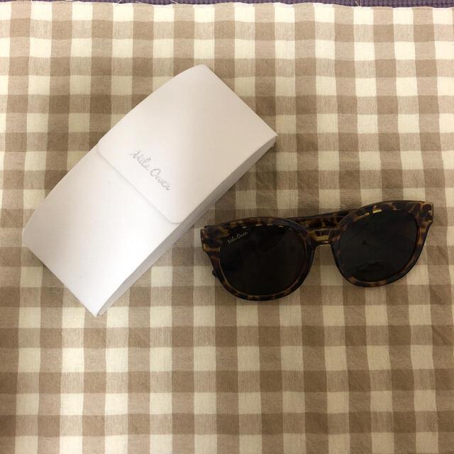 Mila Owen(ミラオーウェン)のミラオーウェン サングラス レディースのファッション小物(サングラス/メガネ)の商品写真