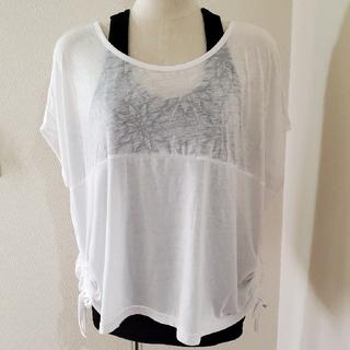 Roxy - 【美品】ROXY ♡ Tシャツ&タンク 大きいサイズ