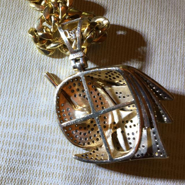 AVALANCHE(アヴァランチ)の10k ダイヤモンド ペンダント のみ メンズのアクセサリー(ネックレス)の商品写真