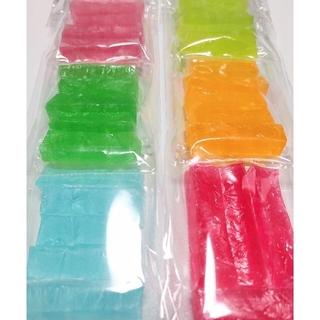 琥珀糖6種セット:グレープ・メロン・ブルーハワイ/キウイ・マンゴー・ストロベリー(菓子/デザート)