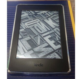 kindle paperwhite 7世代 ケース 入れ物付き