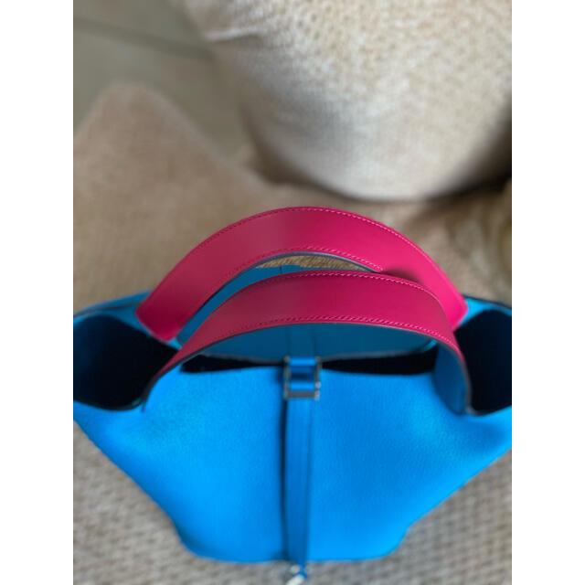 Hermes(エルメス)のリピーター様・希少品MM・新品ピコタンロック22・エクラ レディースのバッグ(ハンドバッグ)の商品写真