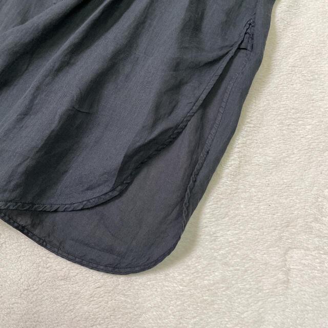 TOMORROWLAND(トゥモローランド)のマカフィー✨リネンシャツワンピース レディースのワンピース(ロングワンピース/マキシワンピース)の商品写真
