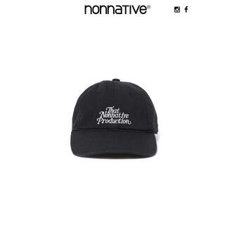 ノンネイティブ(nonnative)のnonnative DWELLER 6P CAP COTTON CHINO(キャップ)