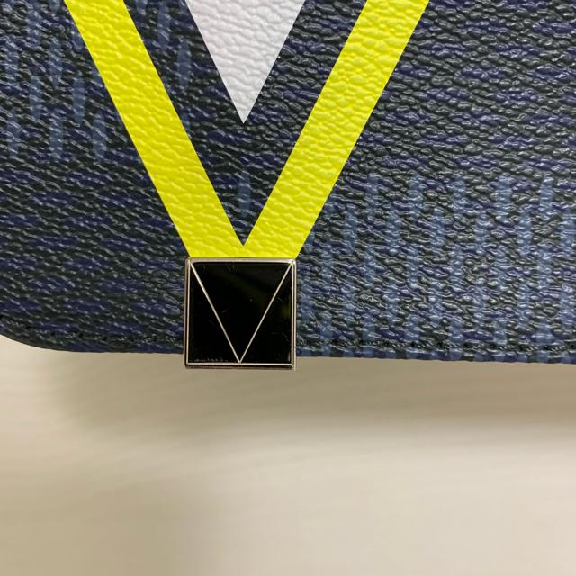 LOUIS VUITTON(ルイヴィトン)の<美品>ルイヴィトン アメリカズカップ メンズのバッグ(ショルダーバッグ)の商品写真