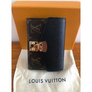 LOUIS VUITTON - 【ルイ ヴィトン】 ポルトフォイユ・パラス コンパクト 三つ折り財布