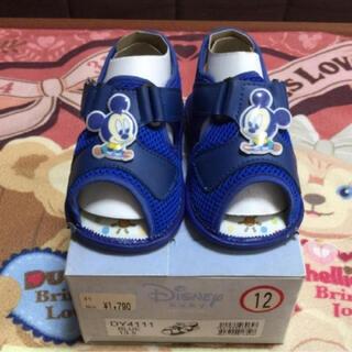 ディズニー(Disney)の再値下げ!ディズニー ミッキーマウス ベビーサンダル 13.5cm(サンダル)