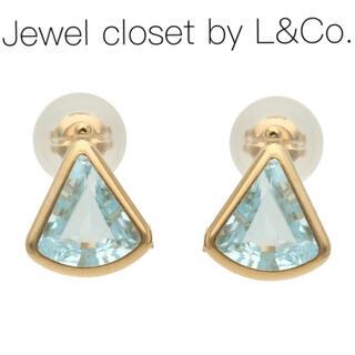 agete - ■現行品■【Jewel closet by L&Co.】カラーストーン ピアス