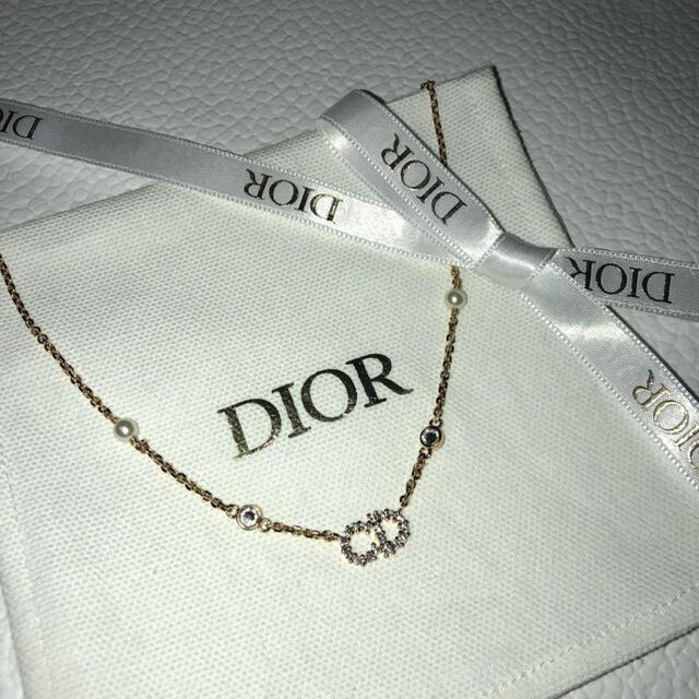 Christian Dior(クリスチャンディオール)のCLAIR D LUNE ネックレス レディースのアクセサリー(ネックレス)の商品写真