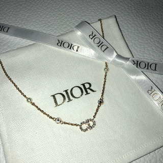Christian Dior - CLAIR D LUNE ネックレス