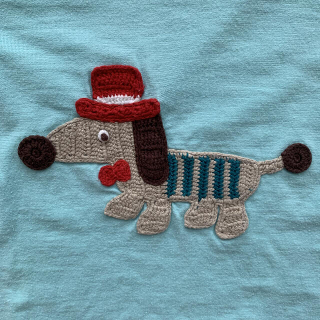 kladskap(クレードスコープ)のクレードスコープ Tシャツ 半袖130 キッズ/ベビー/マタニティのキッズ服男の子用(90cm~)(Tシャツ/カットソー)の商品写真