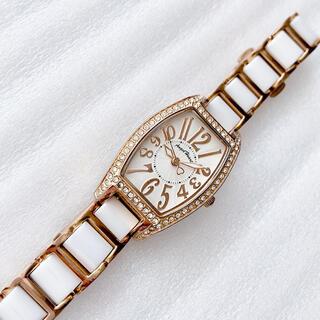 Angel Heart - 電池交換済みAngel  Heart  レディースクォーツ腕時計 予備コマあり