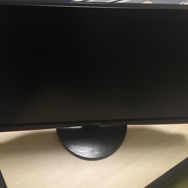 AOC ゲーミングモニター 24インチ 中古 G2460VQ6 スマホ/家電/カメラのPC/タブレット(ディスプレイ)の商品写真