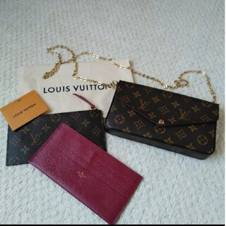 LOUIS VUITTON - ルイヴィトン ポシェットフェリシー ✨美品✨