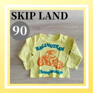 Skip Land - Skip Land 長袖 カットソー Tシャツ ロンT キッズ ベビー