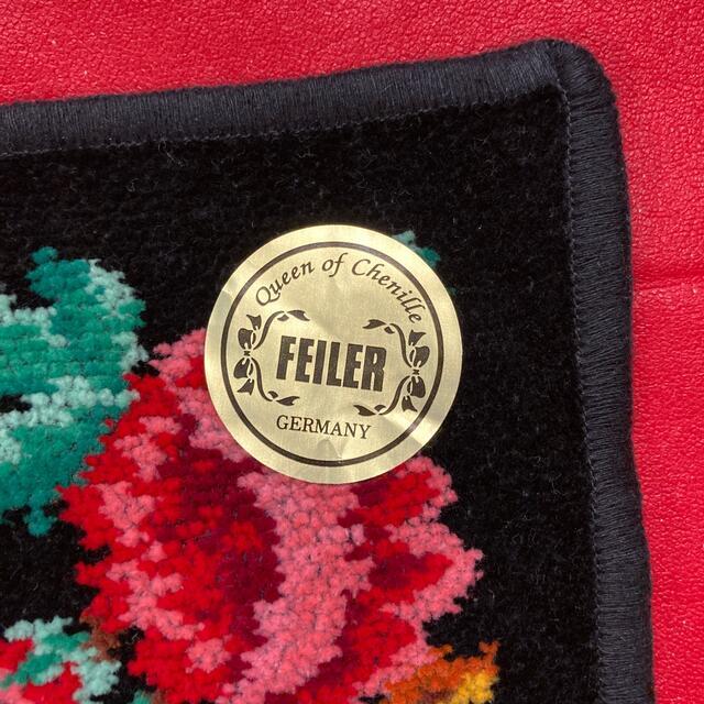 FEILER(フェイラー)の新品未使用 フェイラー ハンカチ ハンドタオル レディースのファッション小物(ハンカチ)の商品写真
