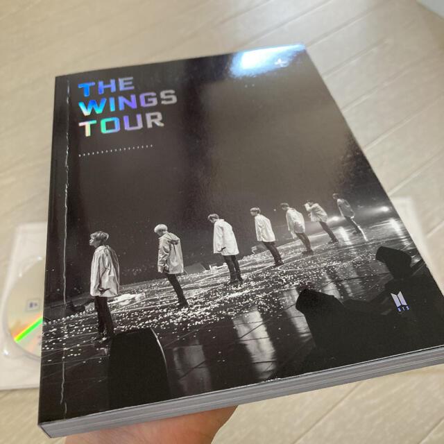 防弾少年団(BTS)(ボウダンショウネンダン)のbts the wings tour in seoul 2017 エンタメ/ホビーのCD(K-POP/アジア)の商品写真