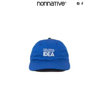 """ノンネイティブ(nonnative)のnonnative DWELLER 6P CAP COTTON """"Logos""""(キャップ)"""