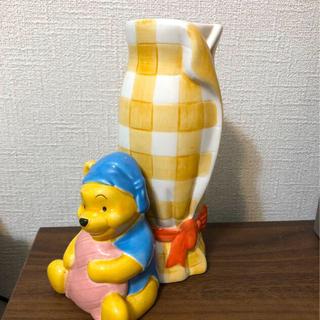ディズニー(Disney)のくまのプーさん 花瓶(花瓶)