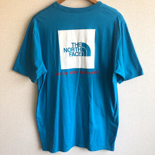 THE NORTH FACE - ザ ノースフェイス  ビッグ ロゴ Tシャツ THE NORTH FACE