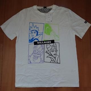 Disney - 白 Tシャツ ヴィランズ 悪役 ディズニー ホワイト