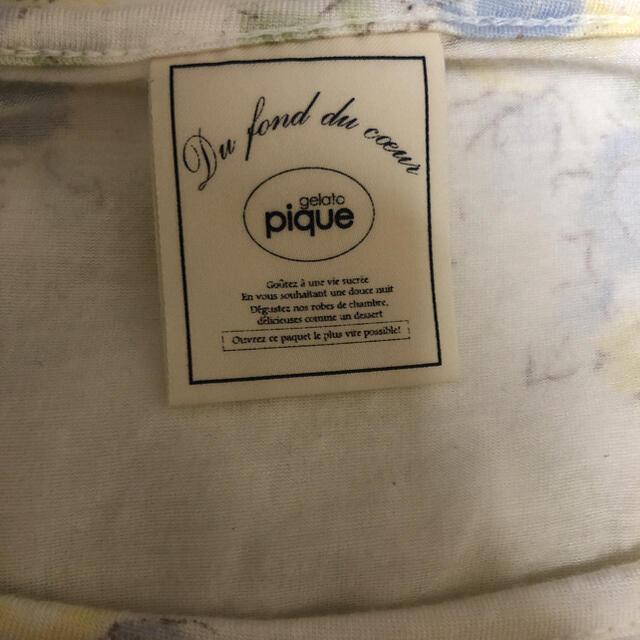 gelato pique(ジェラートピケ)のジェラートピケ ルームウェア ベビーギャップノースリーブワンピース90 レディースのルームウェア/パジャマ(ルームウェア)の商品写真