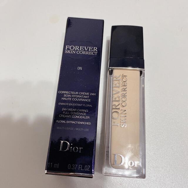 Dior(ディオール)のディオールスキンフォーエヴァースキンコレクトコンシーラー 0N コスメ/美容のベースメイク/化粧品(コンシーラー)の商品写真