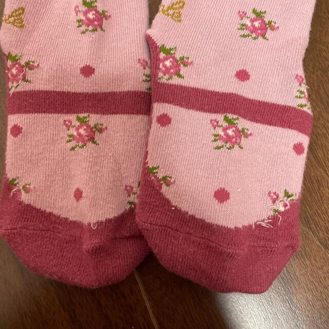 Shirley Temple(シャーリーテンプル)のシャーリーテンプル  shirley templeニーハイ キッズ/ベビー/マタニティのこども用ファッション小物(靴下/タイツ)の商品写真
