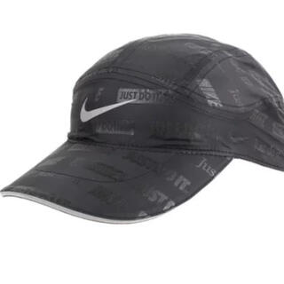 ナイキ(NIKE)の【希少】NIKE ナイキ ランニング マラソン キャップ 帽子(その他)