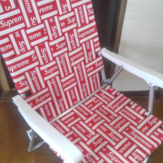 シュプリーム(Supreme)の中古 Supreme lawn chair(折り畳みイス)