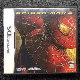 DS ソフト SPIDER-MAN 2