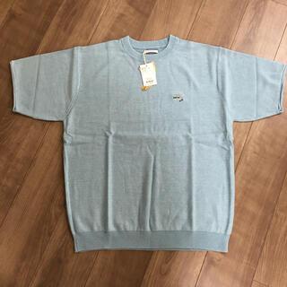 ベイフロー(BAYFLOW)のベイフロー C FADE SSPO  ニットプルオーバー(Tシャツ/カットソー(半袖/袖なし))
