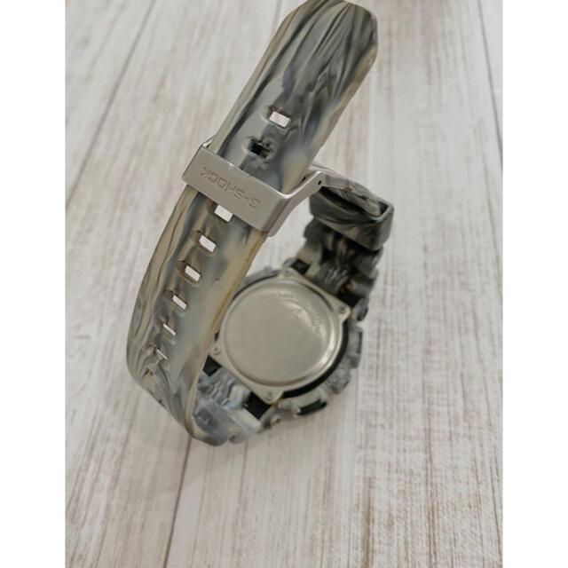 G-SHOCK(ジーショック)のG-SHOCK ジーショック GA-100MM-8AJF メンズの時計(腕時計(アナログ))の商品写真